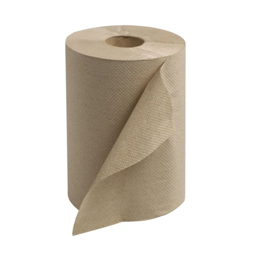 Tork RK350A Universal Brown Paper Towel Roll, 12 rolls in 1 case