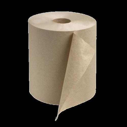 Tork RK600E Brown Paper Towel, 12 rolls in 1 case