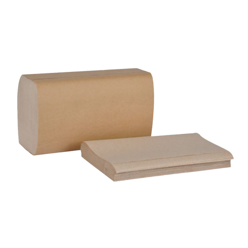 Tork SK1850A Single Fold Universal Commercial Brown Paper Towel 250 sheets x 16 packs