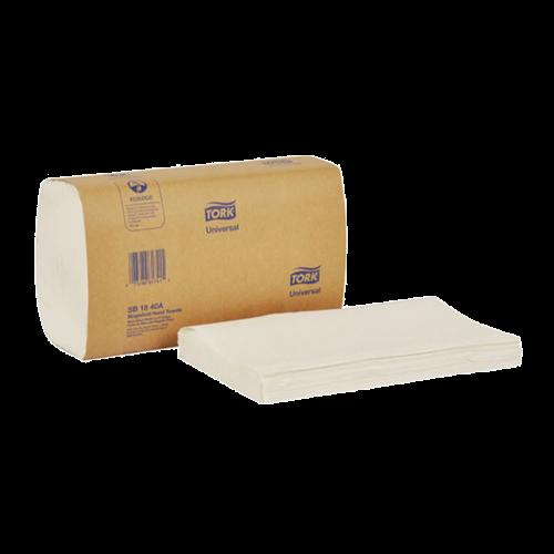 Tork SB1840 Single Fold Universal White Paper Towel 250 sheets x 16 packs